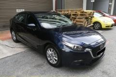 budget car rental singapore