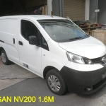 NV200 WHITE